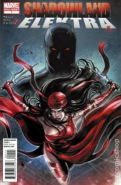 Shadowland Elektra (2010) One-Shot - Used