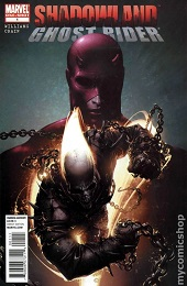 Shadowland Ghost Rider (2010) One-Shot - Used