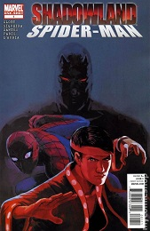 Shadowland Spider-Man (2010) One-Shot - Used