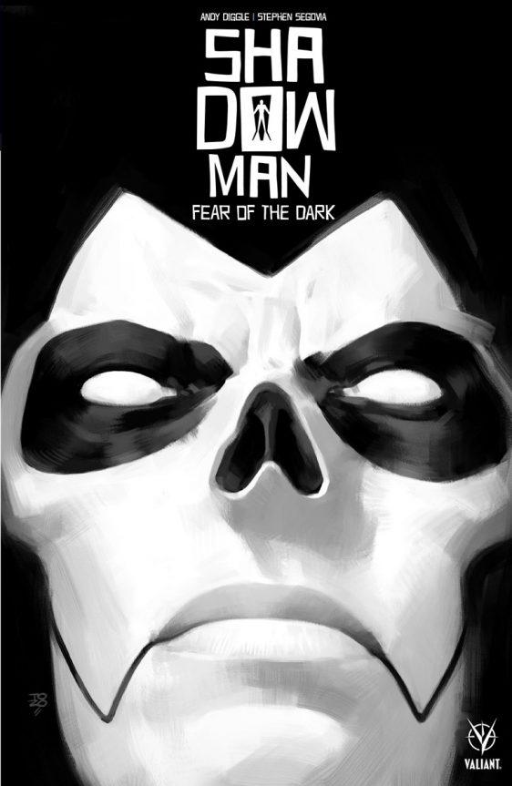 Shadowman: Volume 1: Fear of the Dark TP