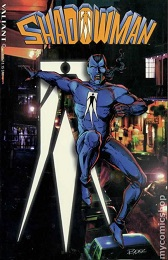 Shadowman TP- Used