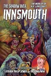 H.P. Lovecraft: The Shadow Over Innsmouth TP