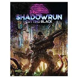 Shadowrun 6th Edition: Cutting Black