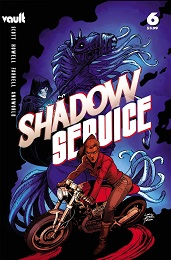 Shadow Service no. 6 (2020 Series)