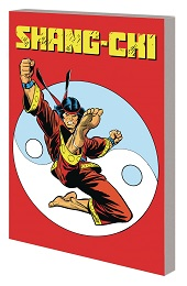 Shang-Chi: Earths Mightiest Martial Artist TP