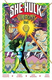 She-Hulk: Ceremony (1989 Series) Complete Bundle - Used