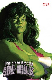 Immortal She-Hulk no. 1 (2020 Series) (Timeless Variant)