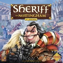 Sheriff of Nottingham 2nd Edition Board Game