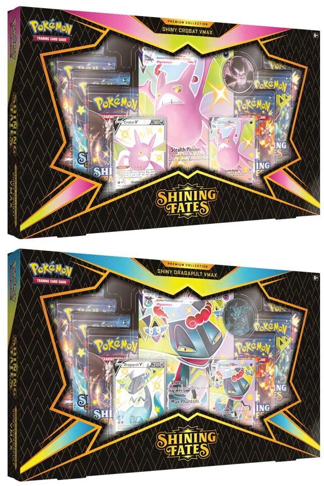 Pokemon TCG: Shining Fates: Premium Collection