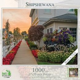 Shipshewana Puzzle (1000 Pieces)