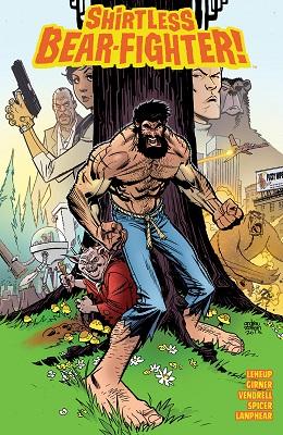 Shirtless Bear Fighter TP (MR)