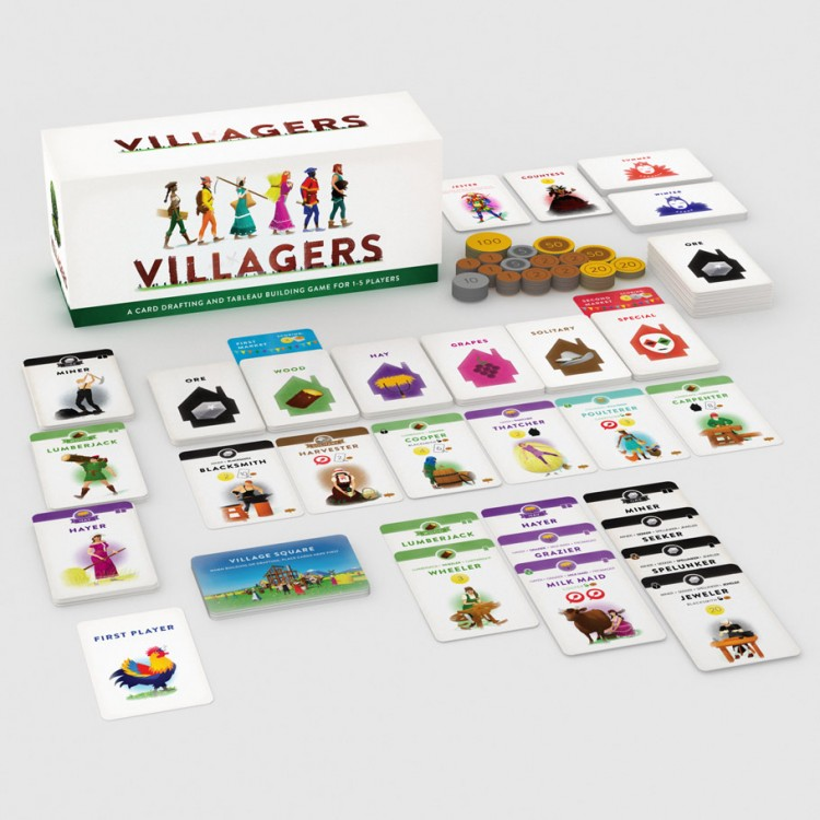 Villagers Card Game