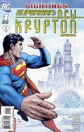 Sightings Superman: New Krypton Special (2008) One-Shot - Used