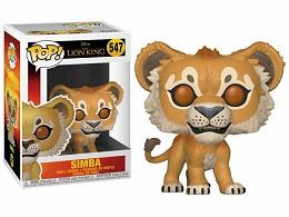 Funko POP: Disney: Lion King (Live): Simba