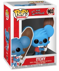 Funko POP: Animation: The Simpsons: Itchy (903)