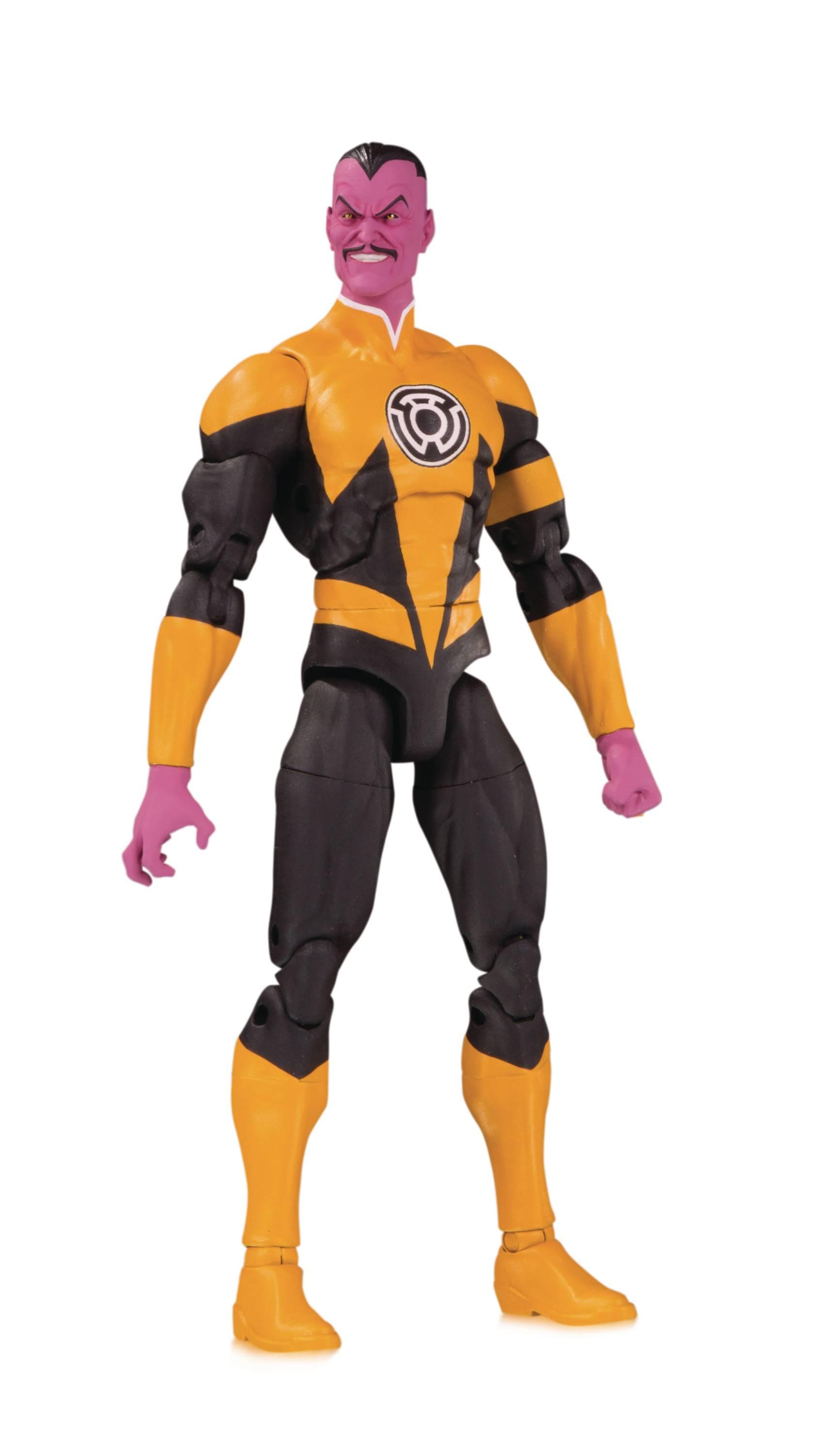 DC Essentials: Sinestro Figure
