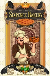 Sixpence Bakery Board Game