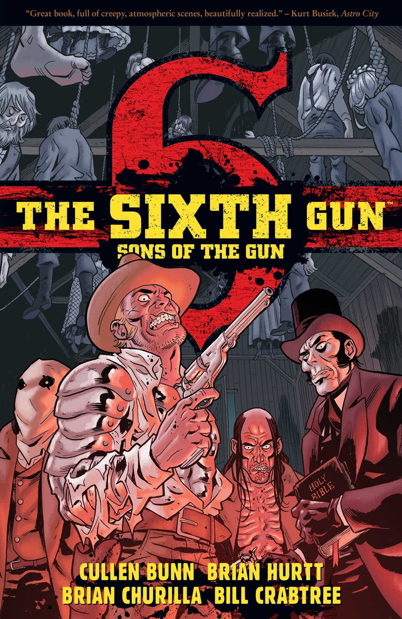 Sixth Gun: Sons of the Gun (2013) Complete Bundle - Used