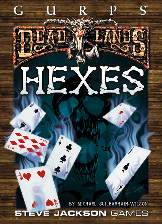 Gurps 1st ed: Dead Lands: Hexes - Used
