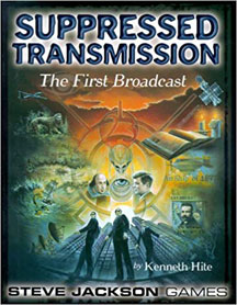 Suppressed Transmission: the First Broadcast - USED