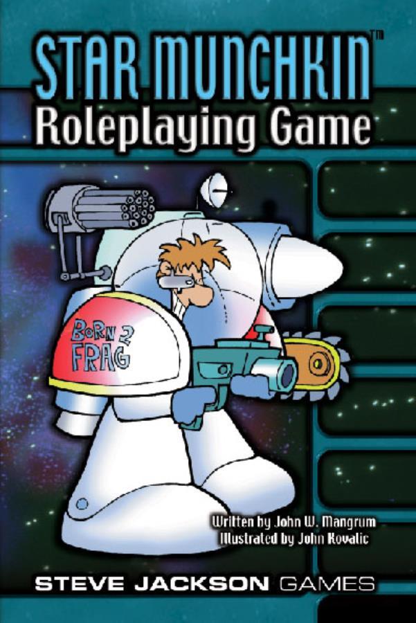 Star Munchkin RPG - Used