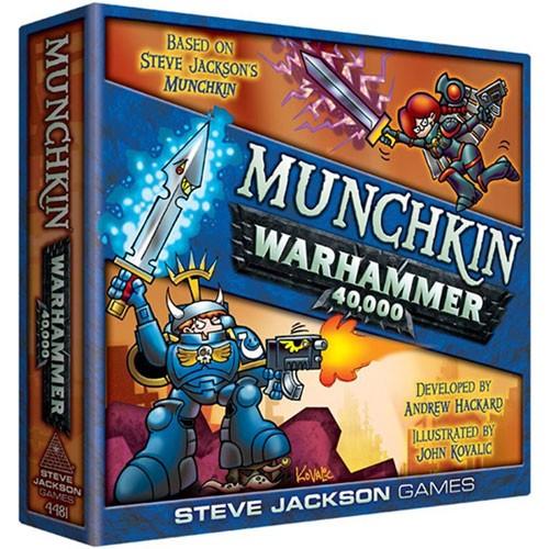 Munchkin Warhammer 40k Card Game