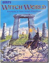 Gurps: Witch World - USED
