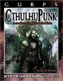 GURPS 3rd ed: Cthulhupunk - Used