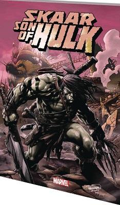 Skaar Son of Hulk TP