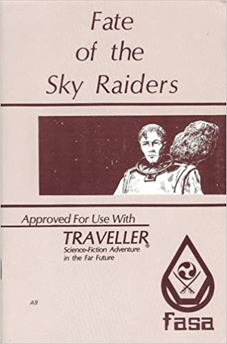Traveller: Fate of the Sky Raiders - Used