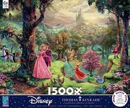 Disney: Sleeping Beauty Puzzle - 1500 Pieces