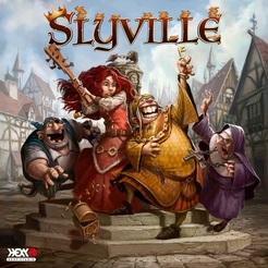 Slyville Board Game