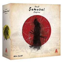 Small Samurai Empires Board Game