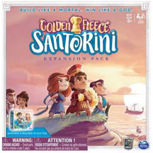 Santorini: Golden Fleece Expansion