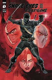 Snake Eyes: Deadgame no. 1 (2020 Series) (B Cover)