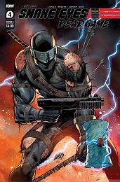 Snake Eyes: Deadgame no. 4 (2020 Series)