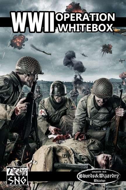 WWII: Operation Whitebox HC - USED