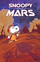 Snoopy a Beagle of Mars GN