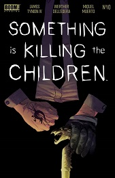 Something is Killing Children no. 10 (2019 series)