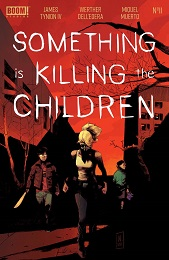 Something is Killing Children no. 11 (2019 series)
