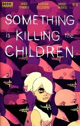 Something is Killing Children no. 6 (2019 series) (Thank You Variant)