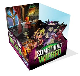 Something Wicked Board Game