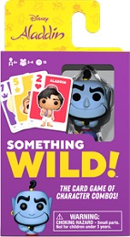 Something Wild Card Game: Disney Aladdin
