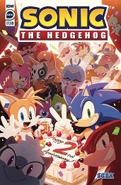 Sonic the Hedgehog Annual (2020) A Sonic Team