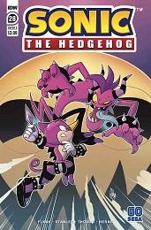 Sonic the Hedgehog no. 28 (2018 Series)