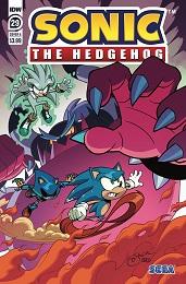 Sonic the Hedgehog no. 29 (2018 Series)