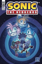 Sonic the Hedgehog no. 37 (2018 Series)