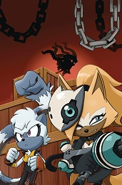 Sonic the Hedgehog Tangle and Whisper Volume 1 TP