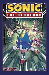 Sonic the Hedgehog: Infection Volume 4 TP