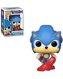 Funko POP: Games: Sonic 30th: Running Sonic